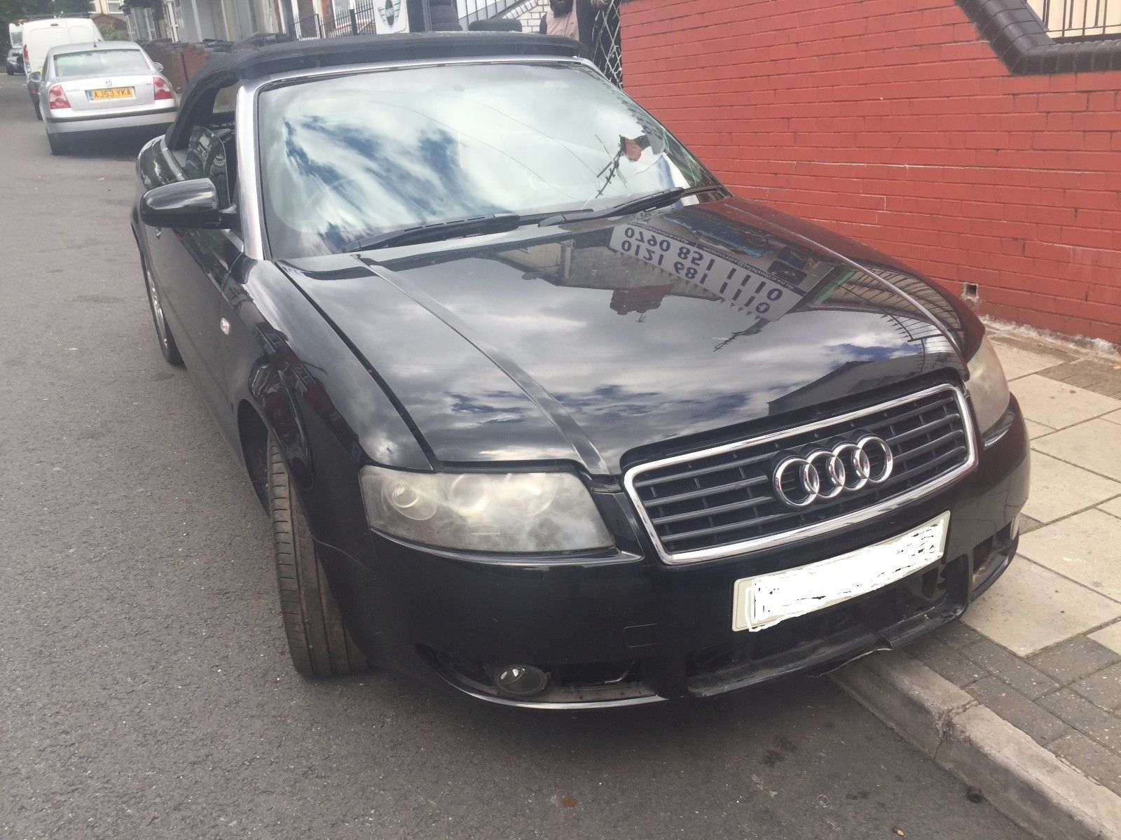 audi a4 b6 v6 2 4 2005 convertible black gbl 5 speed manual gearbox rh abscity co uk Audi A4 6-Speed Manual Audi A4 Owner's Manual